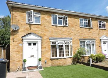 Thumbnail 3 bed end terrace house for sale in Vanners Parade, High Road, Byfleet, West Byfleet