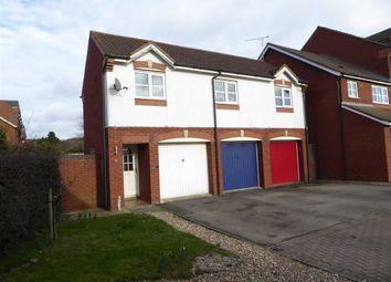 Thumbnail 1 bed flat for sale in Falstaff Grove, Heathcote, Warwick