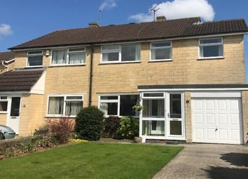 Thumbnail 3 bed semi-detached house to rent in Kirby Road, Corsham, Wiltshire