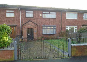 Thumbnail 3 bed terraced house for sale in Baguley Road, Droylsden