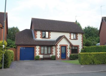 Thumbnail 4 bedroom detached house for sale in Mowbray Avenue, Stonehills, Tewkesbury