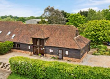 Thumbnail 5 bed barn conversion for sale in The Old Barn, Ashford Road, Bethersden, Kent
