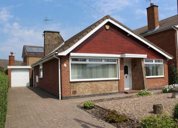 Thumbnail 2 bed detached bungalow for sale in Laurel Crescent, Smalley