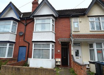 Thumbnail 3 bed terraced house for sale in Station Road, Kings Heath, Birmingham.