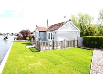 Thumbnail 2 bed bungalow for sale in Repps With Bastwick, Gt Yarmouth, Norfolk