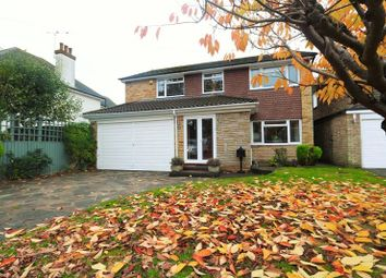 Thumbnail 4 bed detached house for sale in Scrub Lane, Hadleigh, Benfleet
