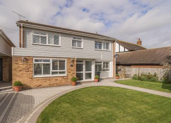 Thumbnail 4 bed detached house to rent in Meadow Drive, Chestfield, Whitstable