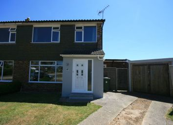 3 bed semi-detached house for sale in Wellington Gardens, Selsey, Chichester PO20