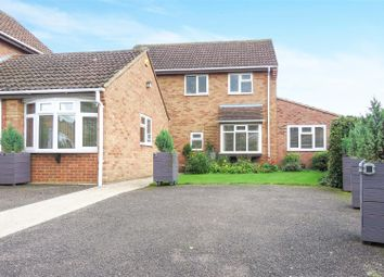Thumbnail 4 bedroom detached house for sale in Ivel Close, Langford, Biggleswade