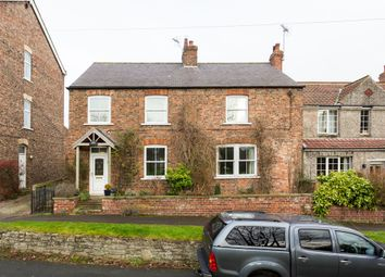 Thumbnail 4 bed semi-detached house for sale in East End, Sheriff Hutton, York
