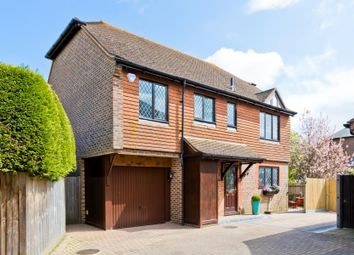 Thumbnail 4 bed detached house for sale in Swan Close, South Chailey, Lewes