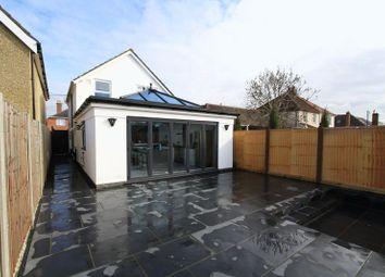 Thumbnail 3 bed detached house for sale in Denzil Avenue, Netley Abbey, Southampton