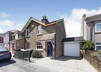 Thumbnail 2 bed semi-detached house for sale in Addison Road, Caterham, ., Surrey