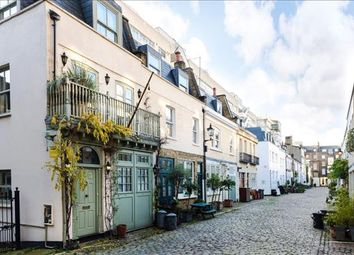 Thumbnail 3 bed mews house for sale in Radnor Mews, London