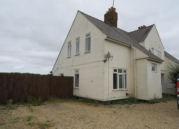 Thumbnail 3 bed property to rent in Marsh Road, Holbeach Hurn, Holbeach, Spalding