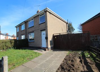 Thumbnail 3 bedroom semi-detached house for sale in Dame Agnes Grove, Coventry