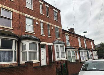 Thumbnail 4 bed terraced house for sale in Birkin Avenue, Nottingham
