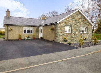 Thumbnail 3 bed bungalow for sale in Rhyd Uchaf, Bala