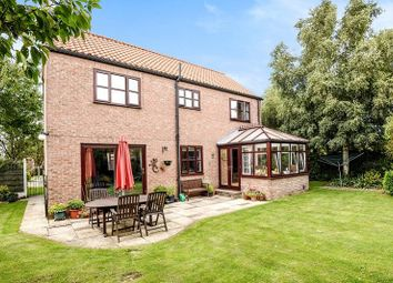 Thumbnail 5 bed detached house for sale in Maypole Gardens, Cawood, York