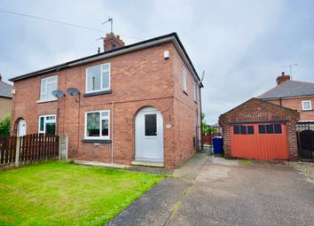 Thumbnail 3 bed semi-detached house for sale in Church Hill, Royston