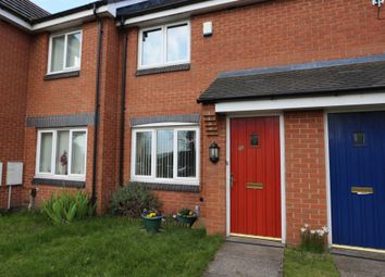 Thumbnail 2 bed town house for sale in Warrington Street, Fenton