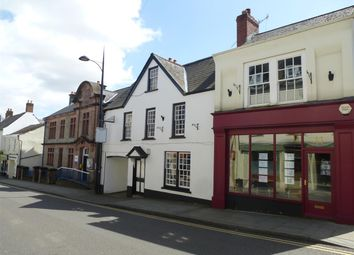 Thumbnail 2 bed flat to rent in The Gables, Bridge Street, Chepstow