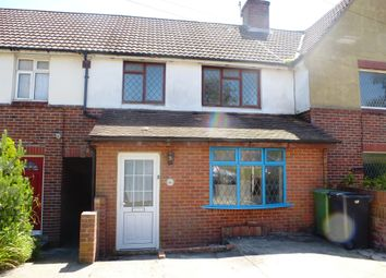 Thumbnail 2 bed terraced house for sale in Quebec Road, St. Leonards-On-Sea