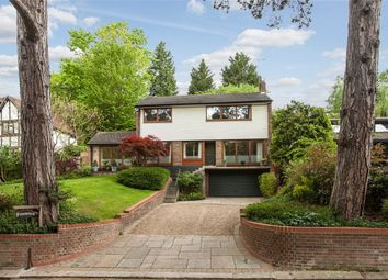 Thumbnail 4 bed detached house to rent in Camden Park Road, Chislehurst