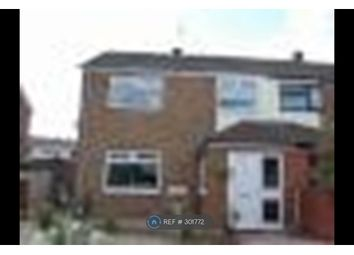 Thumbnail 3 bed semi-detached house to rent in Birkdale Avenue, New Ollerton, Newark