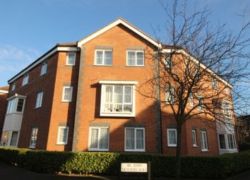 Thumbnail 2 bedroom flat for sale in Sir John Newsom Way, Welwyn Garden City