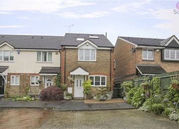 Thumbnail 4 bed end terrace house for sale in Novello Way, Borehamwood, Herts