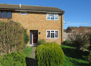 Thumbnail 3 bedroom end terrace house for sale in Humberdale Way, Warboys, Huntingdon
