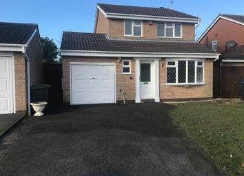 Thumbnail 3 bed detached house to rent in Beaumont Green, Groby