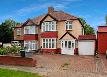 Thumbnail 3 bed semi-detached house for sale in St. Andrews Avenue, Sudbury, Wembley