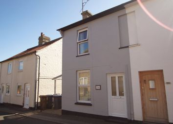 Thumbnail 2 bedroom semi-detached house for sale in Albion Street, Saxmundham