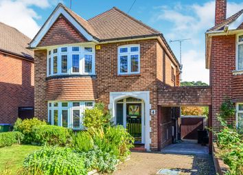 Thumbnail 3 bed detached house for sale in Cobden Crescent, Southampton, Hampshire