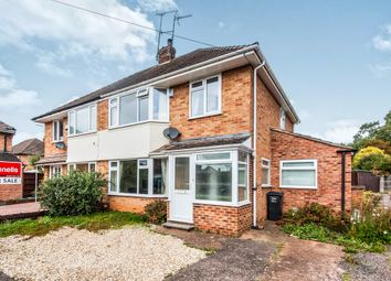 Thumbnail 3 bed semi-detached house for sale in Clifford Crescent, Taunton