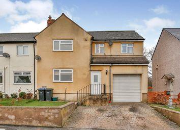 Thumbnail Semi-detached house for sale in Hillside, Witton Gilbert, Durham, Durham