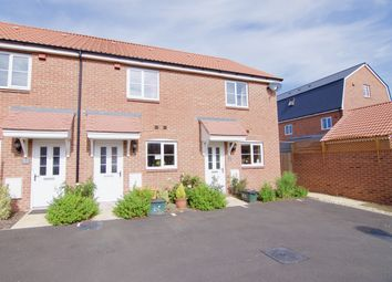 Thumbnail 2 bed terraced house for sale in Higher Meadow, Exeter