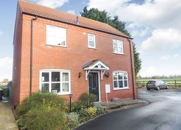 Thumbnail 3 bed detached house for sale in Grace Court, Friday Bridge, Wisbech