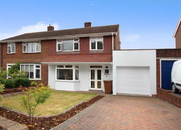 Thumbnail 3 bed semi-detached house for sale in The Grove, Sidcup