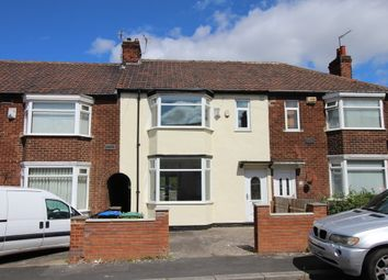 Thumbnail 3 bed semi-detached house for sale in Ashford Avenue, Middlesbrough