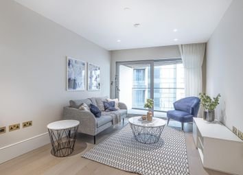 Thumbnail 1 bed flat to rent in No.3, Upper Riverside, Cutter Lane, Greenwich Peninsula