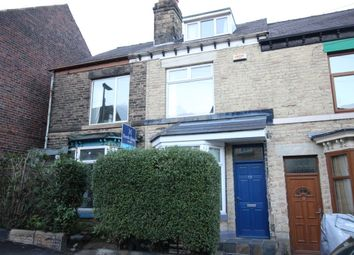 Thumbnail 3 bed terraced house for sale in Norris Road, Hillsborough, Sheffield