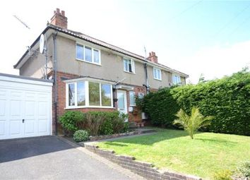 Thumbnail 3 bed semi-detached house for sale in Romsey Road, Tilehurst, Reading