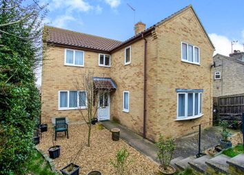 Thumbnail 4 bed detached house for sale in Main Street, Prickwillow, Ely