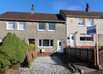 Thumbnail 3 bed terraced house for sale in Corsewall Street, Coatbridge