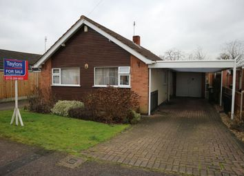 Thumbnail 3 bed bungalow for sale in Tysoe Hill, Glenfield