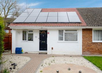 Carroll Close, Newport Pagnell, Buckinghamshire MK16. 2 bed semi-detached bungalow for sale