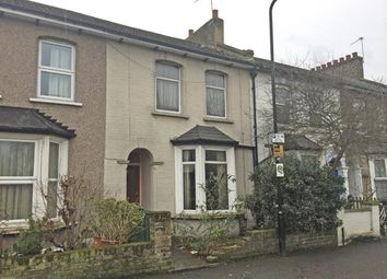 Thumbnail 3 bedroom terraced house for sale in Lister Road, Leytonstone, London